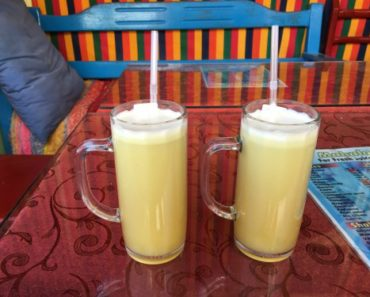 Sugarcane juice in Egypt
