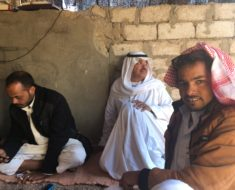 Members of the Muzeina tribe - Bedouin tribal law in the South Sinai