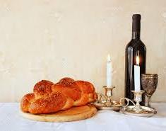 Shabbat Shalom from Israel