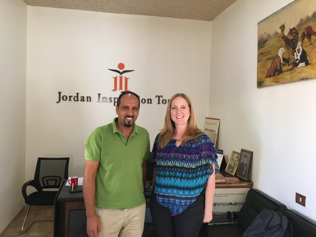 What Travelers Need to Know about Jordanian Culture - Muhammad al Amrat and Sabina Lohr