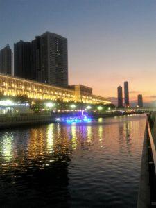 #CTCmideast2017 al Qasbah, Sharjah, UAE