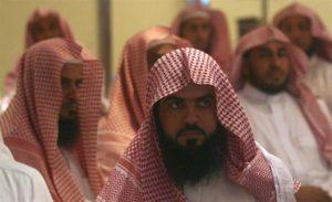 Christian American Expat in Saudi Arabia - Mutaween