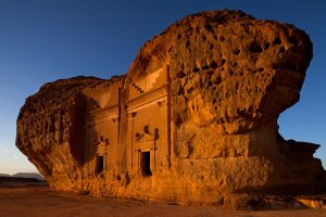 Mada'in Saleh - a Christian American Expat in Saudi Arabia