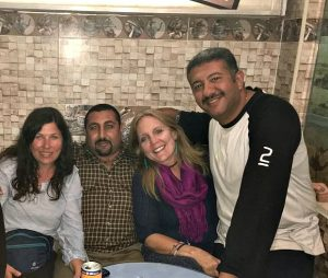 3 Months in Egypt, Jordan and Israel - Month 1.5 - with 3 of my friends