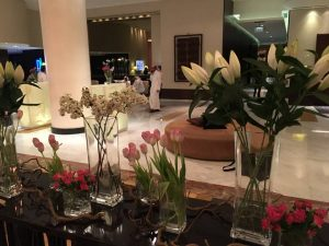 Impressions of Qataris - Marriott Marquis Hotel, Doha