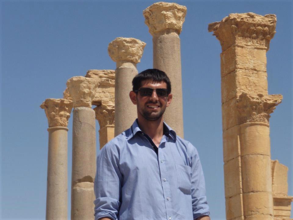Syria's Arab Spring - Yahia Hakoum